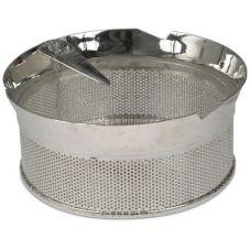 J.B. Prince U728 2 2 mm Grill Sieve for 15 Qt. Food Mill