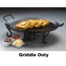 "American Metalcraft GS81 18"" Round Replacement Griddle"