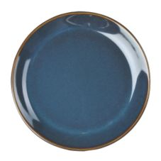 "Homer Laughlin China 3079026 Indigo™ 9"" Plate - 24 / CS"