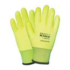 Wells Lamont Brushed Fleeced Lined Freezer Gloves