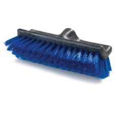 "Carlisle 10"" Blue Dual Surface Brush"