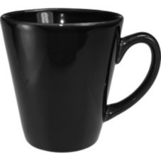 International Tableware 839-05 Black 12 Oz. Funnel Cup - 36 / CS