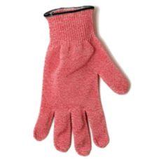 "San Jamar® SG10-RD-M Red 11"" Medium Cut Resistant Glove"
