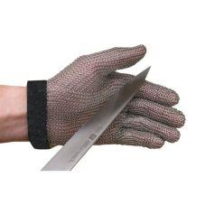 San Jamar® MGA515M Medium S/S Mesh Cut Resistant Glove