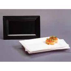 "EMI Yoshi® EMI-RP8-BL Plastic 10"" x 6-1/2"" Plate - 120 / CS"