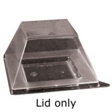 EMI Yoshi® EMI-619LP Clear Lid For .5 Oz Cube Dish - 200 / CS