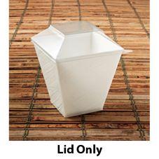 EMI Yoshi® EMI-601LP Clear Lid For 6.8 Oz Cube Dish - 1000 /CS