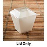EMI Yoshi® EMI-604LP Clear Lid For 2 Oz Cube Dish - 1000 /CS