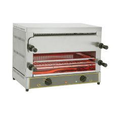 Equipex TS-327 Double Shelf Snack Toaster Oven