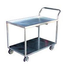 SPG International 4G0189 Kel Max Reversible Top Wet Produce Cart