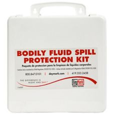 DayMark 114707 Refillable Bodily Fluid Spill Protection Kit