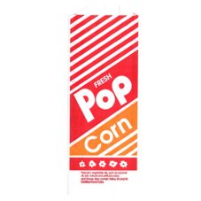 Gold Medal 2054 #4 Popcorn Bag - 1000 / CS