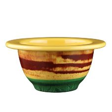 Elite Global Solution 30 Oz. Round Small Hot Cha-Cha Bowl
