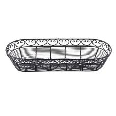 "TableCraft BK21815 Mediterranean Collection 15"" Oblong Basket"