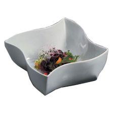 American Metalcraft SQVY10 Squavy™ White 152 Oz Porcelain Bowl