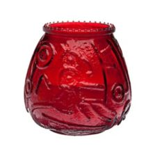 Sterno Products® 40128 Euro-Venetian® Red Candle - 12 / CS