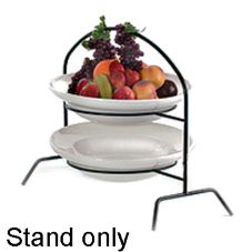 Culinaire™ Round Black Two Tier Riser