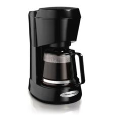Hamilton Beach 48136 Black 5-Cup Coffee Maker