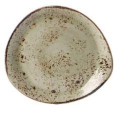 "Steelite 11310520 Craft Green 12"" Free Style Plate - 12 / CS"