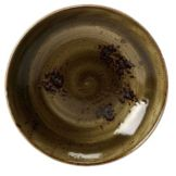 Steelite 11320571 Performance Craft Brown 4 Oz. Coupe Bowl - 24 / CS