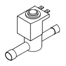 Scotsman® Mid-Ohio 11-0495-21 Hot Gas Valve for Cuber