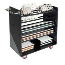 Rosseto® SM132 Skycap® Multi-Level Cart
