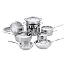 Cuisinart® 14-Piece Chef's Classic Cookware Set