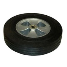 "Rubbermaid® FG1014L3 12"" Tilt Truck Wheel"