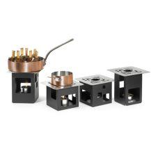 Rosseto® SK019 8-Piece Black Matte Warmer