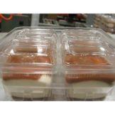 Sweet Street Desserts C0861 Plastic Parfait Lid