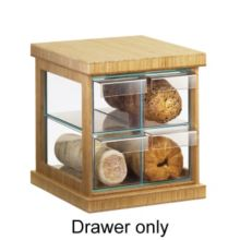 Cal-Mil C1718DRAWER Bread Box Display Model 1718-60 Replacement Drawer