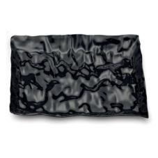 "EMI Yoshi® EMI-CP9-BLACK Plastic 9"" Dinner Plate - 120 / CS"