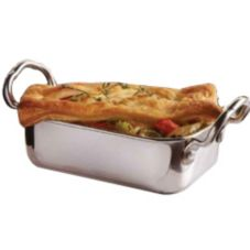 American Metalcraft MRP53 Mini Roasting Pan