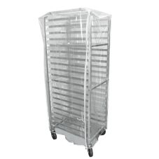 Update International APR-CVR Clear Cover for Bake Pan Racks