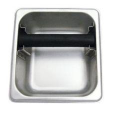 Update International KB-166 Stainless Steel Knock Box