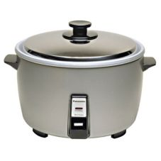 Panasonic Single Phase 208V 40 Cup Rice Cooker