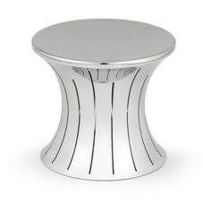 """Vollrath® 46017 7"""" S/S Hourglass Buffet Riser"""