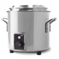 Vollrath 7217210 11 Qt. Natural Finish Stock Pot Kettle Rethermalizer