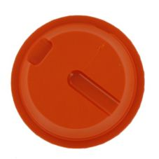 BUNN® 40162.0001 Orange Replacement Lid for Economy Thermal Carafe