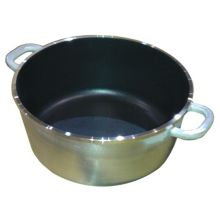 Professional Bakeware Polished 3-1/2 Qt. Sauce Pot