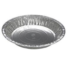 """Pactiv Y21940 9"""" Extra Deep Foil Pie Plate - 400 / CS"""