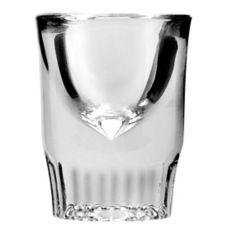 Anchor Hocking 5280VU Clear 1.25 Oz. Whiskey Shot Glass - 72 / CS