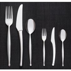 World® Tableware 991-002 S/S 18/8 Esquire Dessert Spoon - Dozen