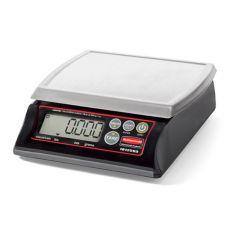 Rubbermaid 1812593 Premium Digital 6 Lb. Scale w/ Rechargeable Battery