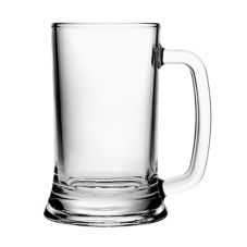Anchor Hocking 90250 Glass 16 Oz. Pub Mug - 12 / CS