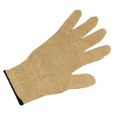 Tucker 94425 X-Large Tan 10 Gauge Cutting Glove