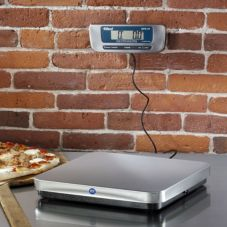 Edlund EPZ-10 10 lb. Digital Pizza Scale with Foot Tare Switch