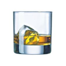 Cardinal 12652 Arcoroc Islande 8-1/2 Oz. Old Fashioned Glass -