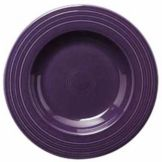 Homer Laughlin China Fiesta® Plum 21 oz Pasta Bowl
