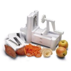 Paderno A4982799 Plastic Spiral Vegetable Slicer